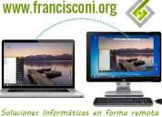 Francisconi.org - servicio técnico pc - reparación de pc online