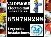 Electricista en valdemoro. económico. instalaciones, reparaciones y urgencias