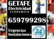Electricista en getafe. económico. instalaciones, reparaciones y urgencias
