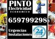 Electricista en pinto. económico. instalaciones, reparaciones y urgencias