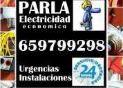 Electricista en parla. económico. instalaciones, reparaciones y urgencias