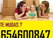 MUDANZAS BARATAS(60€-H0RA)91#3689819 EN ALCOBENDAS