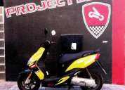 Vendo moto yamaha jog rr en perfecto estado