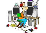 Informático. tiempo completo