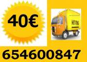 Chamberi 65x460(0847 portes*mudanzas(95€)