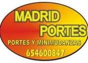 Portes en madrid //654-60xx08x47 desde:45€